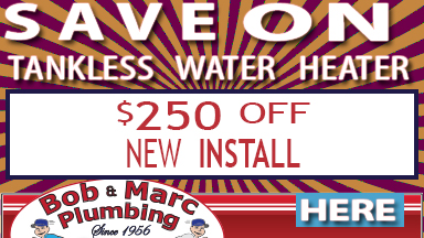 Palos Verdes Tankless Water Heater Services